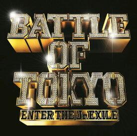 BATTLE OF TOKYO 〜ENTER THE Jr.EXILE〜 (CD+Blu-ray) [ GENERATIONS,THE RAMPAGE,FANTASTICS,BALLISTIK BOYZ from EXILE TRIBE ]