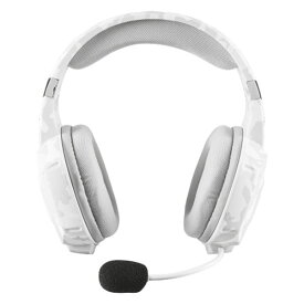 TRUST GAMING-GXT 322W Gaming Headset - white camouflage-20864
