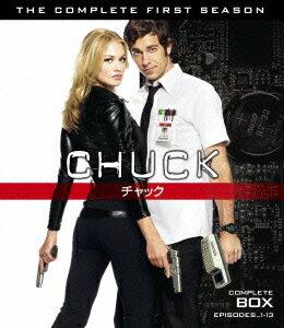 CHUCK/チャック<ファースト・シーズン>コンプリート・ボックス【Blu-ray】 [ ザッカリー・リーヴァイ ]