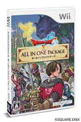 ドラゴンクエストX オールインワンパッケージ Wii版