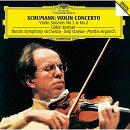 【予約】シューマン:ヴァイオリン協奏曲(原曲:チェロ協奏曲) ヴァイオリン・ソナタ第1番・第2番