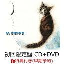 【早期予約特典】55 STONES (初回限定盤 CD+DVD)(『55 STONES』オリジナルA4サイズノートパッド) [ 斉藤和義 ]