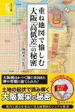 カラー版重ね地図で愉しむ大阪「高低差」の秘密 (宝島社新書)