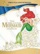 Little Mermaid DVD・トリロジーセット【期間限定生産】