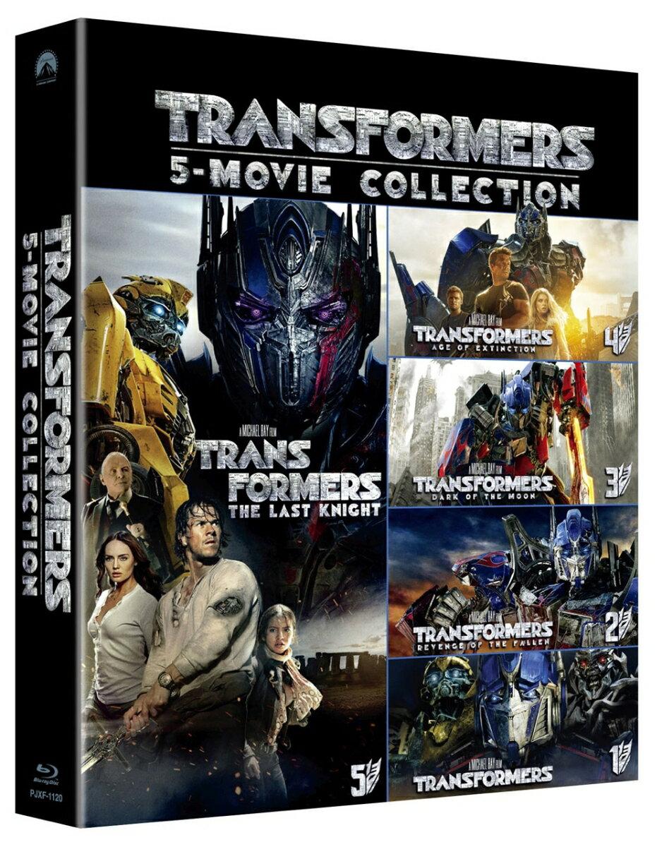 トランスフォーマー ブルーレイシリーズパック 特典ブルーレイ付き(初回限定生産)【Blu-ray】 [ マーク・ウォールバーグ ]