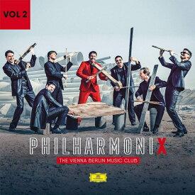 【輸入盤】『ウィーン・ベルリン・ミュージック・クラブ Vol.2』 フィルハーモニクス [ オムニバス(室内楽) ]