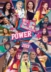 E.G.POWER 2019 〜POWER to the DOME〜(初回生産限定) [ E.G.family ]
