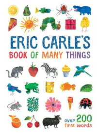 ERIC CARLE'S BOOK OF MANY THINGS(H) [ ERIC CARLE ]