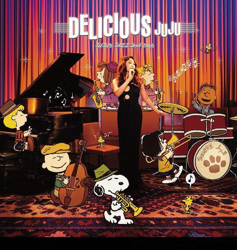 DELICIOUS〜JUJU's JAZZ 2nd Dish〜 [ JUJU ]