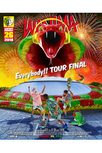 Everybody!!TOURFINAL【Blu-ray】[WANIMA]