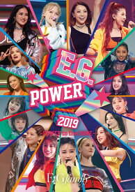 E.G.POWER 2019 〜POWER to the DOME〜(初回生産限定)【Blu-ray】 [ E.G.family ]