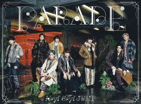 PARADE (初回限定盤1 CD+DVD) [ Hey! Say! JUMP ]