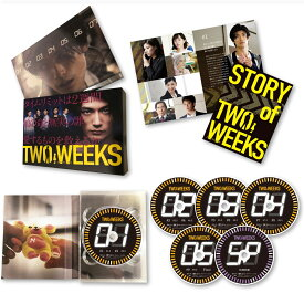TWO WEEKS DVD-BOX [ 三浦春馬 ]