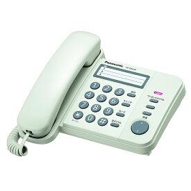 Panasonic デザインテレホン (ホワイト) VE-F04-W