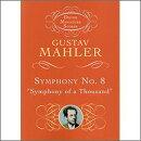 【輸入楽譜】マーラー, Gustav: 交響曲 第8番 変ホ長調 「一千人の交響曲」: 小型スコア