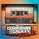 【輸入盤】Guardians Of The Galaxy Vol.2: Awesome Mix Vol.2
