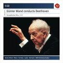 【輸入盤】交響曲全集 ギュンター・ヴァント&北ドイツ放送交響楽団(1985-88)(5CD)