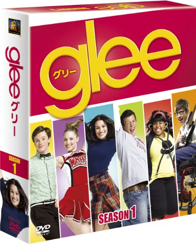 glee/グリー シーズン1<SEASONSコンパクト・ボックス> [ Matthew Morrison ]