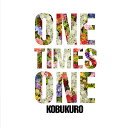 ONE TIMES ONE (初回限定盤)