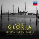 【輸入盤】グローリア、ニシ・ドミヌス、まことの安らぎはこの世にはなく ユリア・レージネヴァ、フランコ・ファジ…