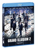 グランド・イリュージョン 見破られたトリック【Blu-ray】