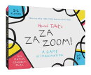 Herve Tullet's Zazazoom!: A Game of Imagination: Mix. Match. Connect. Play.