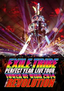 EXILE TRIBE PERFECT YEAR LIVE TOUR TOWER OF WISH 2014 〜THE REVOLUTION〜[3DVD]