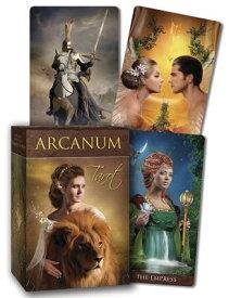Arcanum Tarot ARCANUM TAROT [ Renata Lechner ]