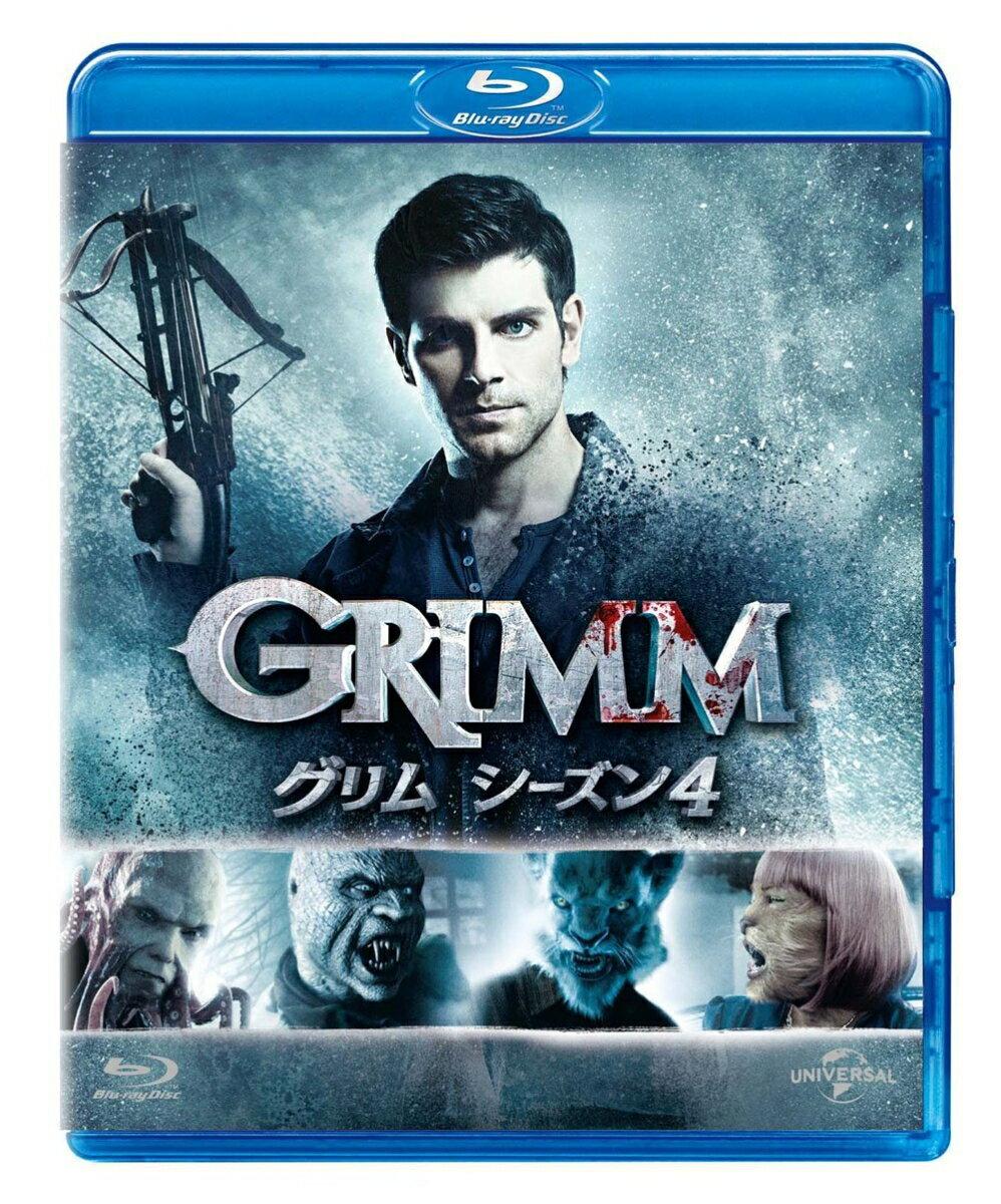 GRIMM/グリム シーズン4 バリューパック【Blu-ray】 [ デヴィッド・ジュントーリ ]