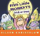Five Little Monkeys Trick-Or-Treat (Lap Board Book)
