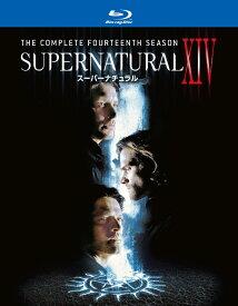 SUPERNATURAL XIV <フォーティーン・シーズン>ブルーレイ コンプリート・ボックス(3枚組)【Blu-ray】 [ ジャレッド・パダレッキ ]