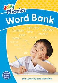 Jolly Phonics Word Bank JOLLY PHONICS WORD BANK [ Sara Wernham ]