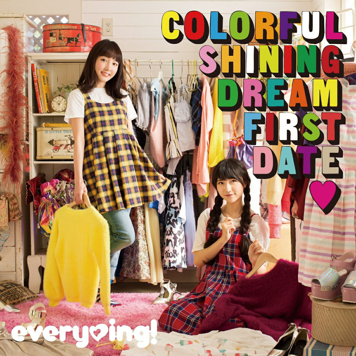 Colorful Shining Dream First Date? [ every ing! ]