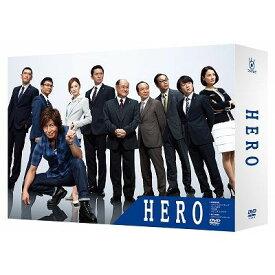 HERO DVD-BOX(2014年7月放送) [ 杉本哲太 ]