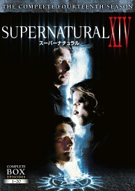 SUPERNATURAL XIV <フォーティーン・シーズン>DVD コンプリート・ボックス(5枚組) [ ジャレッド・パダレッキ ]