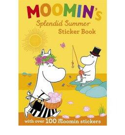MOOMIN'S SPLENDID SUMMER STICKER BOOK(P) [ TOVE JANSSON ]