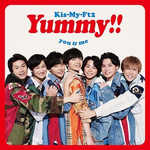 Yummy!! (通常盤) [ Kis-My-Ft2 ]