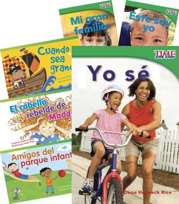 Todo Sobre Mi (Me, Myself, and I) 6-Book Set (Themed Fiction and Nonfiction) PREPAK-SPA-TODO SOBRE MI (ME M (Teacher Created Materials Library) [ Teacher Created Materials ]