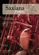 【輸入楽譜】サクシアーナ・プレスト: 7 Characteristic Pieces for Solo Saxophone(ソプラノまたはアルト)