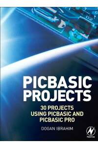 PICBASICProjects:30ProjectsUsingPICBASICandPICBASICPRO[WithCDROM][DoganIbrahim]