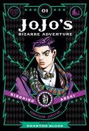 JOJO'S BIZARRE ADVENTURE:PHANTOM #01(H)