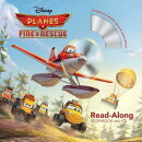 PLANES:FIRE & RESCUE:READ-ALONG(P W/CD)