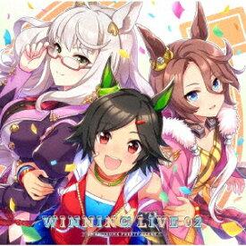 【楽天ブックス限定先着特典】『ウマ娘 プリティーダービー』WINNING LIVE 02(ポストカード) [ (ゲーム・ミュージック) ]