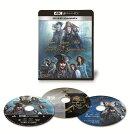 【予約】パイレーツ・オブ・カリビアン/最後の海賊 4K UHD MovieNEX【4K ULTRA HD】
