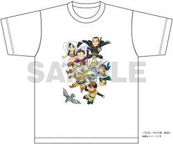 週マガ60周年記念 アルスラーン戦記 Tシャツ(Sサイズ)