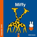 Miffy by Dick Bruna Wall Calendar 2019 (Art Calendar)