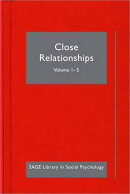 Psychology of Close Relationships