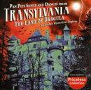 【輸入盤】Pan Pipe Songs & Dances From Transylvania