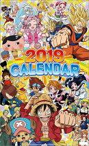 テレビアニメ(2019年1月始まりカレンダー)