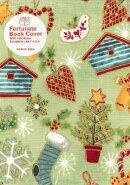 クリスマス ブックカバー XTC-06 EE